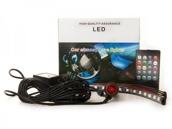 Интериорно LED осветление за автомобил