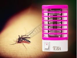 Компактна лампа против комари и насекоми