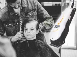 Машинка за подстригване на коса и брада CT-605