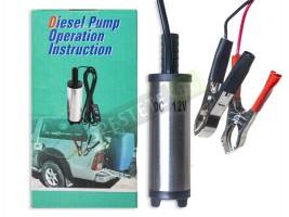 Мини помпа за дизелово гориво 12V