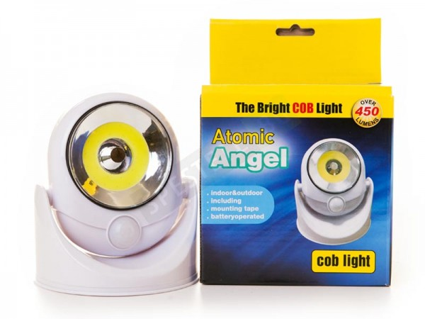 Мощна LED лампа на батерии