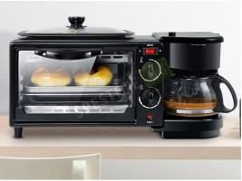Тостер печка и кафемашина 3в1