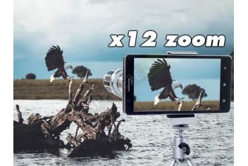 Универсален обектив за смартфон