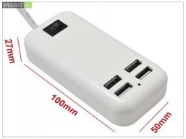 USB Разклонител 15W