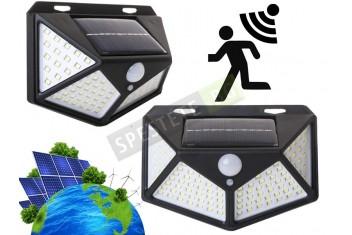 Водоустойчива соларна LED лампа