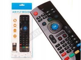 Безжична клавиатура въздушна мишка и дистанционно 3в1