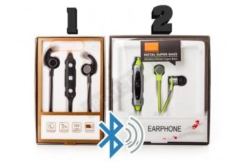 Безжични слушалки тапи