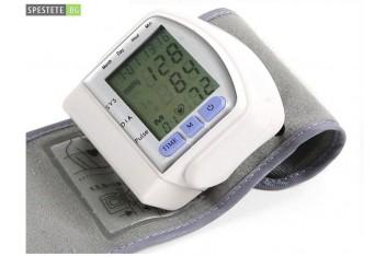 Дигитален апарат за измерване на кръвно налягане - за китка
