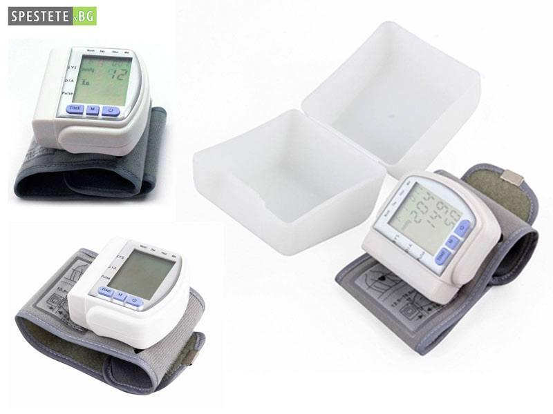 Дигитален апарат за измерване на кръвно налягане