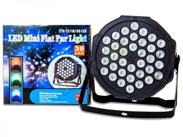 Диско прожектор с 36 LED диода
