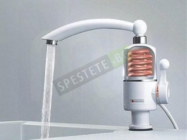 Електрически нагревател и смесител за вода