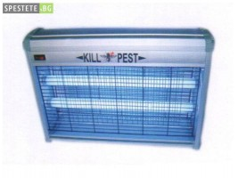 Лампа против насекоми - Pest Killer