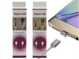 Магнитен кабел за зареждане на телефони