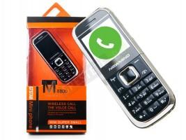 Мини телефон с 2 карти