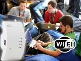 Усилвател рипийтър за Wi-fi рутер