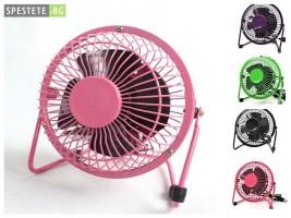 Вентилатор - USB mini fans td-603