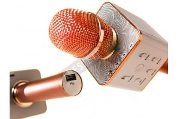 Караоке микрофон с колонка