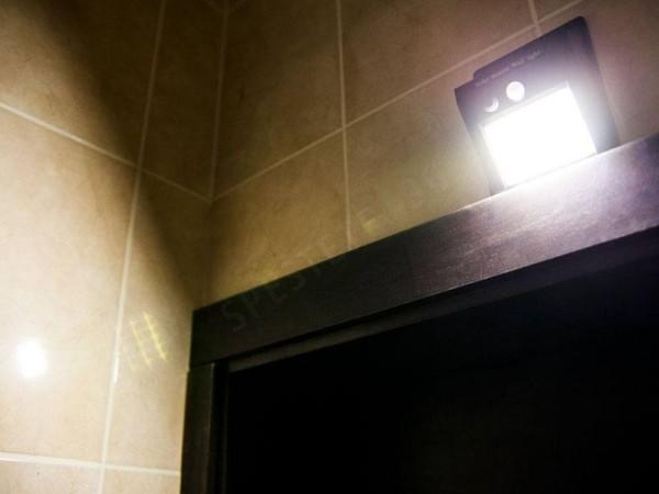 Лампа със соларен панел Ever Brite
