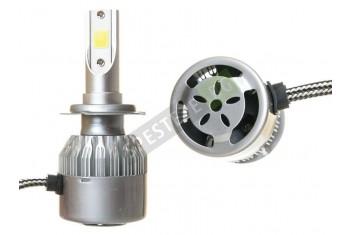 LED крушки за фарове и халогени