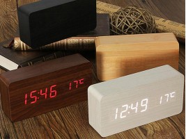 Луксозен дигитален часовник