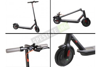 Сгъваем електрически скутер