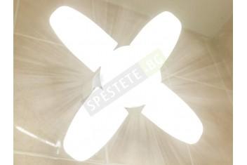 Сгъваема LED крушка