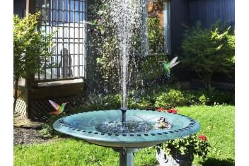 Соларен фонтан