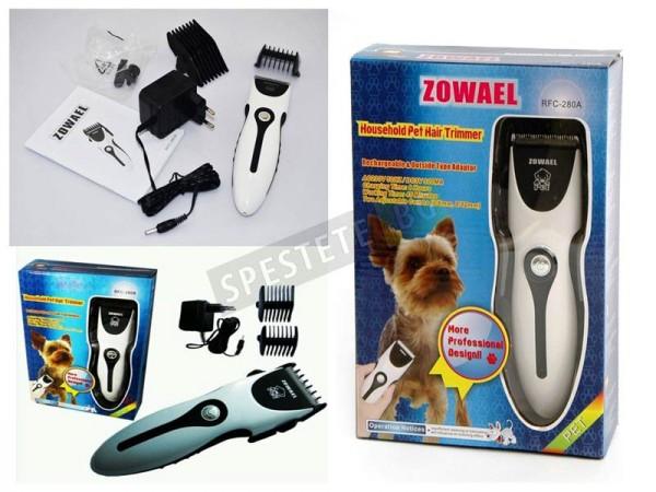Тример за подстригване на животни