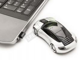 Безжична мишка кола за компютър и лаптоп