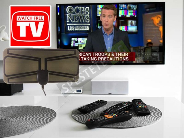 Дигитална HD антена за телевизор