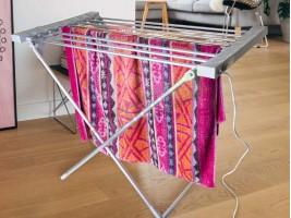 Електрически сушилник за дрехи