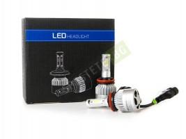 LED диодни крушки за фарове и халогени
