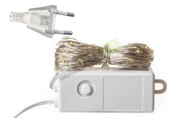 Нежни коледни LED лампички