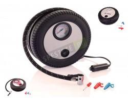 Преносим компресор с формата на гума