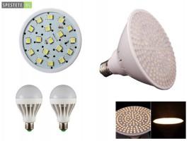 Светодиодни LED крушки