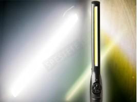 Акумулаторна работна лампа с магнитна стойка