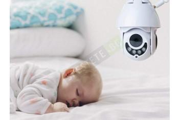 Безжична WiFi Smart камера