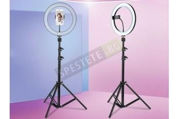 LED ринг лампа