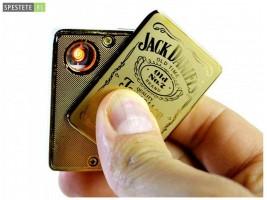 Метална елетрическа запалка