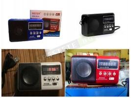 Мини мултифункционална музикална система - WS-239