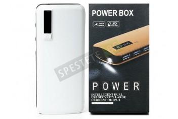 Стилна външна батерия с дисплей