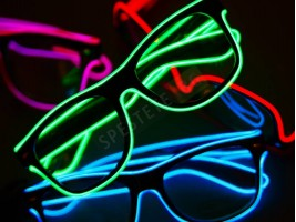 Светещи парти LED очила
