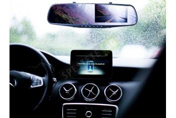 Автомобилно задно огледало с камера