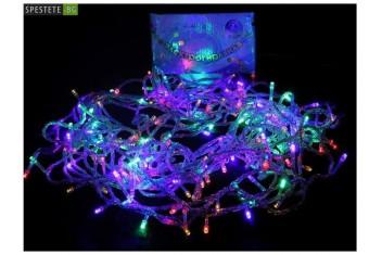 Коледни LED лампички