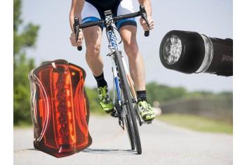 Комплект фар и стоп за велосипед
