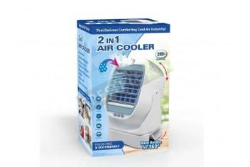 Пречиствател и охладител за въздух 2в1