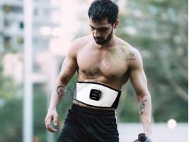 Електрически колан за стягане на мускули