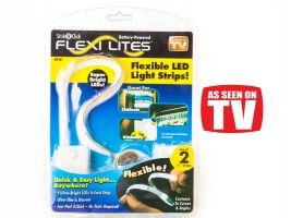 Гъвкави LED ленти на батерии
