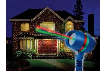 Лазерен прожектор Star Shower Motion