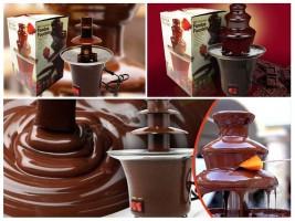 Шоколадов фонтан